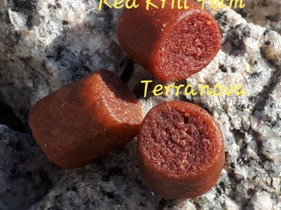 Pellet Red Krill